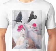 ~ The White Deer ~ Unisex T-Shirt