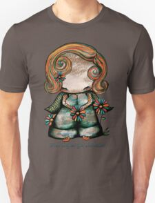 Even Angels Get the Blues TShirt Unisex T-Shirt