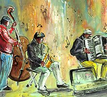 Ireland - Street Musicians in Dublin by Goodaboom