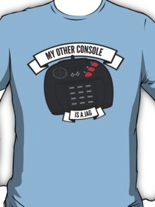 My Other Console is a Jag T-Shirt