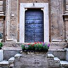 One-Pienza, Italy by Deborah Downes