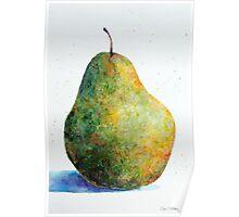 Descriptive Fruit Poster