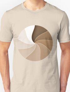 Swirls Unisex T-Shirt