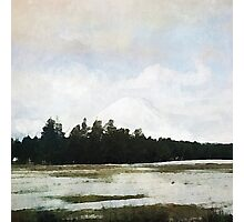 a dream of Volcano Photographic Print