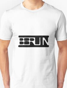 Berlin stencil graphic T-Shirt