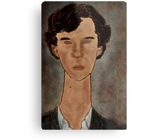 Modigliani Sherlock, BBC Sherlock Metal Print