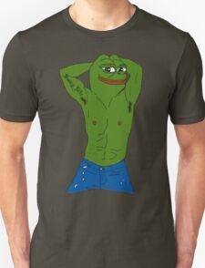 Pepe The Frog Meme  Unisex T-Shirt