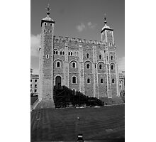 The White Tower Photographic Print
