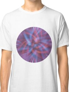 Psychedelic Swirl Classic T-Shirt