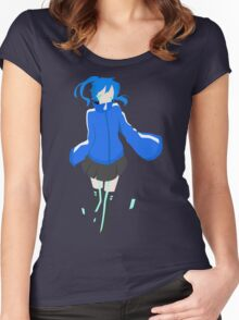 Mekakucity Actors - Ene Women's Fitted Scoop T-Shirt