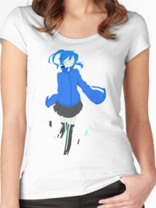 Mekakucity Actors - Ene Women's Fitted Scoop T-Shirt