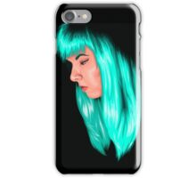 Vector Portrait iPhone Case/Skin