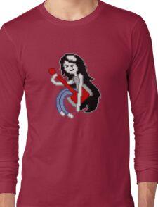 Marceline 16-bit Long Sleeve T-Shirt