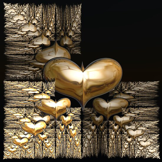 Heart of Gold by Bunny Clarke