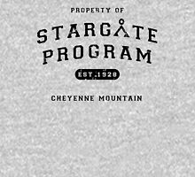 Property of Stargate Program T-Shirt