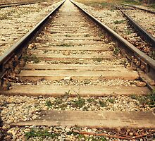 tracks to nowhere by mkokonoglou
