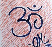 SACRED OM by Evelyn76