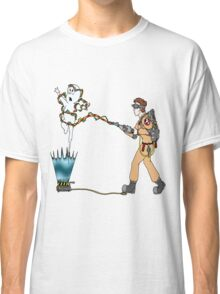 Casper meets The Ghostbusters Classic T-Shirt