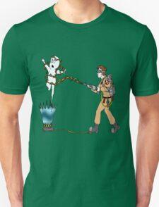 Casper meets The Ghostbusters Unisex T-Shirt