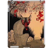 Wildcat peel iPad Case/Skin