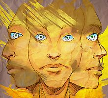 The Gold of the Multifaceted by Jodediah