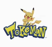 Tokeman - Tokeachu by mouseman