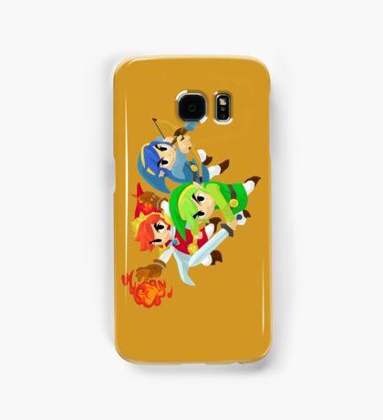 Triforce Heroes Samsung Galaxy Case/Skin