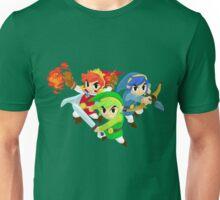 Triforce Heroes Unisex T-Shirt