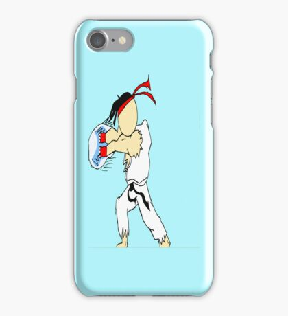 RYU's Hadouken iPhone Case/Skin