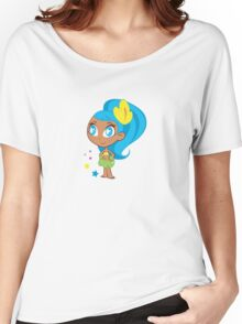 SKYE-PRINCESS OF THE SKY Women's Relaxed Fit T-Shirt