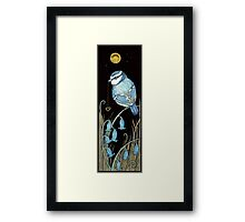 Sent With Love Framed Print