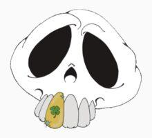 Irish Skull by Skree