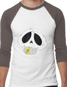 Irish Skull Men's Baseball ¾ T-Shirt