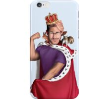 Markiplier - King of the Squirrels (without text) iPhone Case/Skin