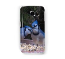 Blue Jays away Samsung Galaxy Case/Skin