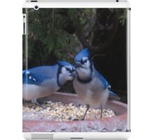 Blue Jays away iPad Case/Skin