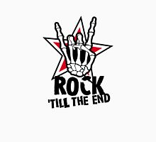 Rock 'till the end Men's Baseball ¾ T-Shirt