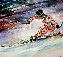 Skiing 01 by Goodaboom
