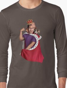 Markiplier - King of the Squirrels (without text) Long Sleeve T-Shirt