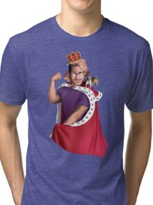 Markiplier - King of the Squirrels (without text) Tri-blend T-Shirt