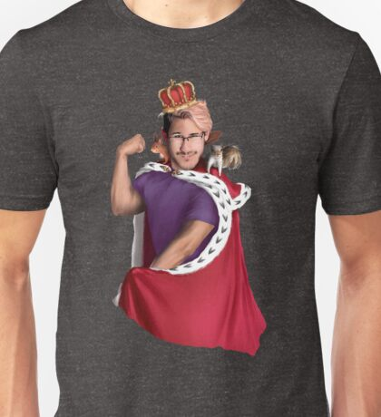 Markiplier - King of the Squirrels (without text) Unisex T-Shirt