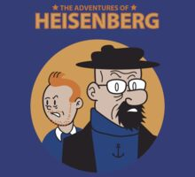 The Adventures of Heisenberg by carlosazaustre