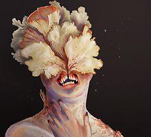 nude portrait by Amanda Castoe