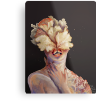 nude portrait Metal Print