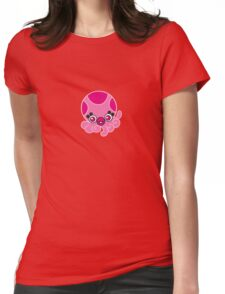 LOTUS - MAGICAL OCTOPUS Womens Fitted T-Shirt