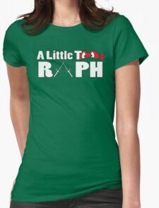 A little too Raph ninja Turtle T-Shirt