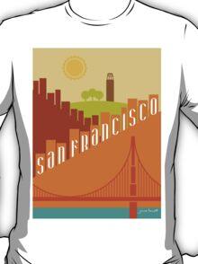 Sunny San Francisco T-Shirt