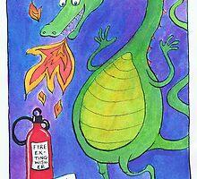 Dragon Birthday by Kerina Strevens