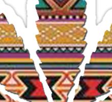 Southwest Pot Leaf Sticker