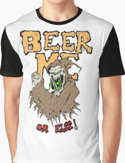 Beer Me Graphic T-Shirt
